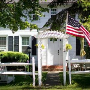 Historic White Blossom House