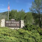 Rye Creek Lodge