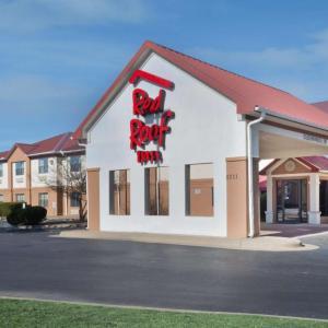 Red Roof Inn North Little Rock AR, 72117