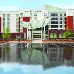 WakeMed Soccer Park Hotels - Hyatt Place Raleigh-West