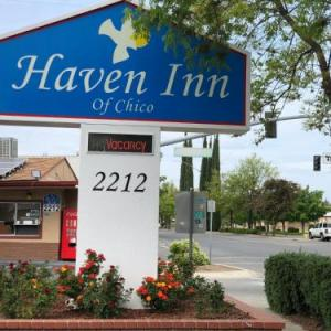 Silver Dollar Fairground Hotels - Haven Inn of Chico