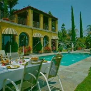 Hotels near Greek Theatre Los Angeles - The Villa Sophia Guest House