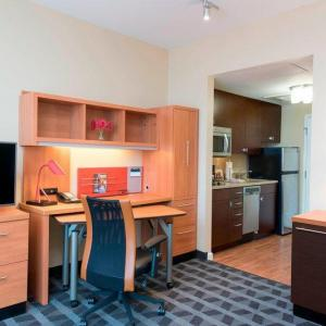 Hotels near Memorial Stadium Champaign - Towneplace Suites By Marriott Champaign Urbana/campustown