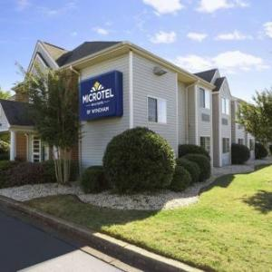 Microtel Inn by Wyndham Spartanburg Duncan