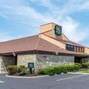 Hotels near Fairfield County Fairgrounds - Quality Inn Columbus-East