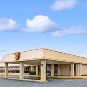 Ocean View Beach Park Hotels - Super 8 Norfolk/chesapeake Bay