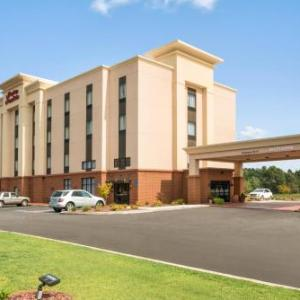 Hampton Inn Suites Lavonia