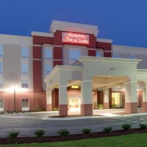 Jacksonville High School Hotels - Hampton Inn & Suites Jacksonville