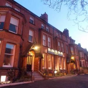 Hotels near Sefton Park Liverpool - The Mountford Hotel