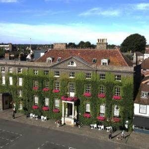 Hotels near Apex Bury St Edmunds - Angel Hotel