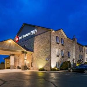 Hotels near Nikki's Sturgis - Best Western Plus Howe Inn