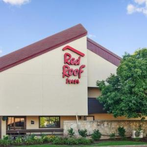 The Auricle Canton Hotels - Red Roof Inn Canton