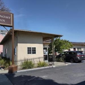 Hotels near Casino San Pablo - Economy Inn Richmond