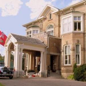 Perth Fair Ontario Hotels - Perth Manor Boutique Hotel
