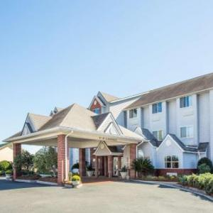 UGA Tifton Campus Conference Center Hotels - Microtel Inn & Suites By Wyndham Tifton