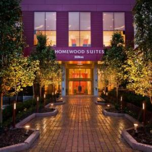 First District Plaza Hotels - Homewood Suites University City Philadelphia