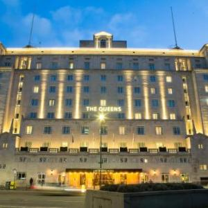 The Carriageworks Leeds Hotels - The Queens - QHotels