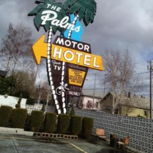 Hotels near Mississippi Studios - The Palms Motel