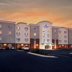 Candlewood Suites North Little Rock AR, 72117