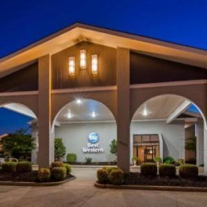 Lovett Auditorium Hotels - Best Western University Inn