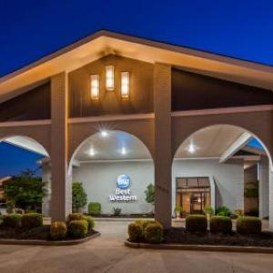 Hotels near Roy Stewart Stadium - Best Western University Inn