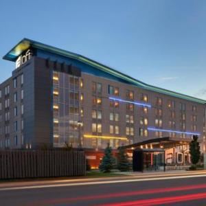 Hotels near Canada's Wonderland - Aloft Vaughan Mills