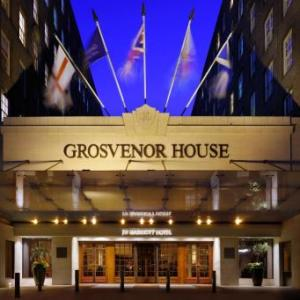 Grosvenor House A Jw Marriott Hotel