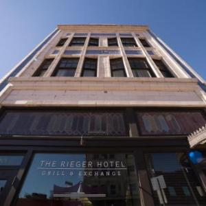 Hotels near Sprint Center - The Rieger Hotel