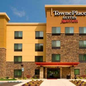 Clarksburg Amphitheater Hotels - Towneplace Suites By Marriott Bridgeport Clarksburg