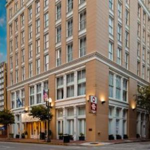 House of Blues New Orleans Hotels - Best Western Plus St. Christopher Hotel