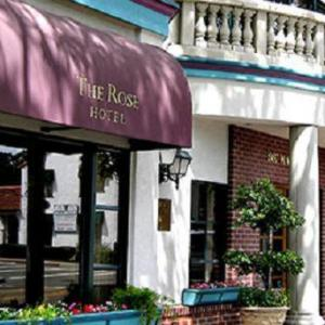 Wente Vineyards Hotels - The Rose Hotel