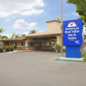 Hotels near Feather Falls Casino - Americas Best Value Inn & Suites Oroville