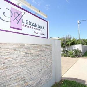 Hotels near Bundaberg Recreational Precinct - Alexandra Apartments