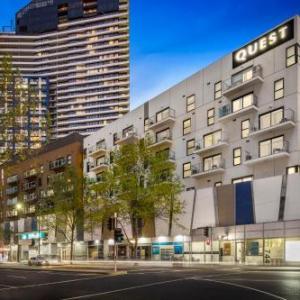 Hotels near Marvel Stadium - Quest Docklands