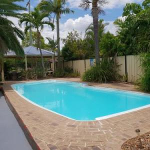 Bundaberg Recreational Precinct Hotels - Alexandra Park Motor Inn