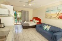 Map Of The Of Tropical Palms Inn Resort Area Pallarenda Australia