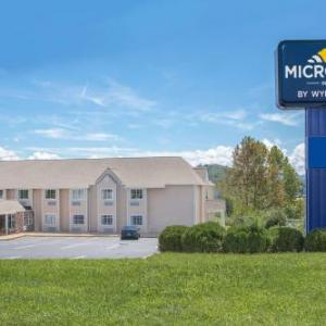 Smoky Mountain Center for the Performing Arts Hotels - Microtel Inn & Suites by Wyndham Franklin