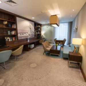 Bournemouth International Centre Hotels - Hampton by Hilton Bournemouth