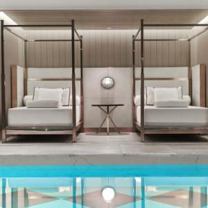 Book Now Baccarat Hotel and Residences New York (New York City, United States). Rooms Available for all budgets. Featuring Baccarat crystals in every room the Baccarat Hotel and Residences is located in New York. Guests can relish in the intricate architecture and design features while e