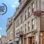 Guelph Concert Theatre Hotels - Western Hotel & Executive Suites