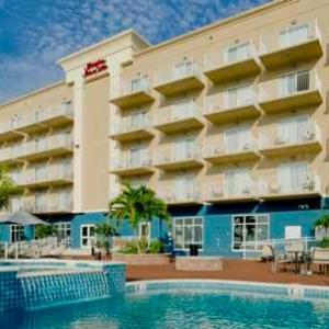 Ocean City Convention Center Hotels - Hampton Inn & Suites Ocean City/Bayfront-Convention Center