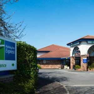 East of England Showground Hotels - Holiday Inn Express Peterborough