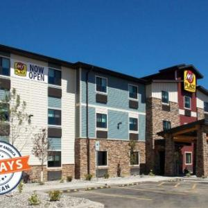My Place Hotel-Billings MT