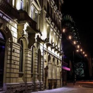 Hotels near Cluny 2 Newcastle - The Vermont ApartHotel