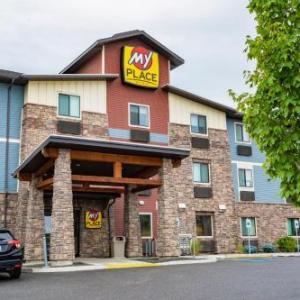 My Place Hotel-Spokane WA