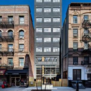 Rockwood Music Hall Hotels - Orchard Street Hotel