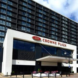 Hotels near The Flapper Birmingham - Crowne Plaza Birmingham City