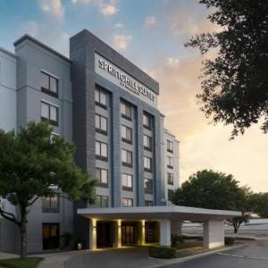 Hotels near Midnight Rodeo Austin - Springhill Suites By Marriott Austin South