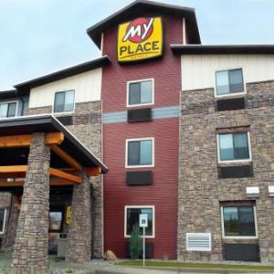 Hotels near Gesa Stadium - My Place Hotel- Pasco/Tri-Cities WA