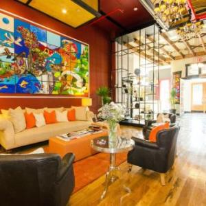 Hotels near Europa Brooklyn - The Box House Hotel